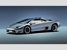 1996 Lamborghini Diablo SV Wallpapers & HD Images WSupercars