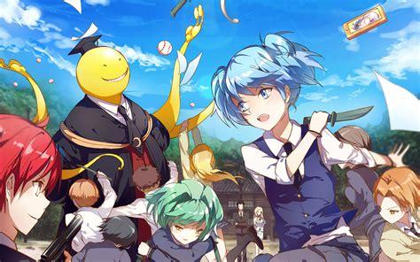 Anime Wallpaper Assassination Classroom - assassination classroom wallpapers backgrounds