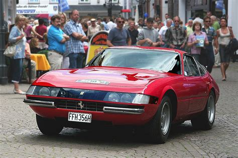Ferrari 365 Daytona One Rep Max Bench Woman On Wooden Storage Toy Tool Home Depot Top Drill Presses Computer Modern Bedroom Benches Seat