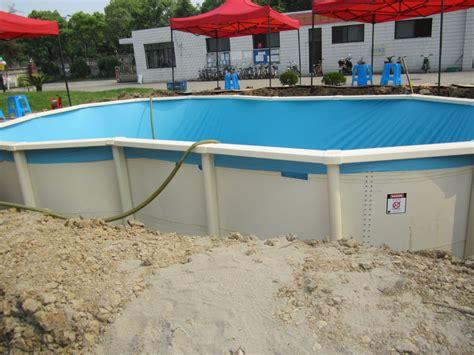 2016 Guangzhou Jackbo Popular Prefabricated Swimming Pools