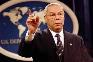 Secretary Powell's Press Conference