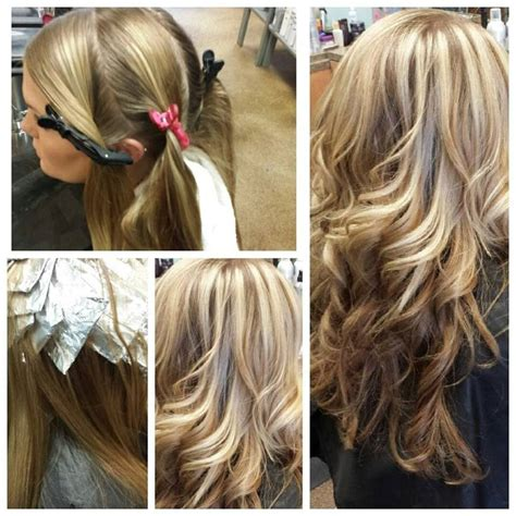Foils Hairstyles by 13 Best Foiling Techniques Images On Hair