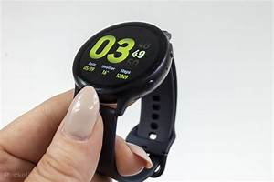 Samsung Galaxy Watch Active 2 Initial Review