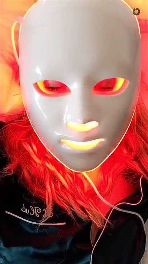 light therapy mask kate hudson led light therapy mask kate hudson