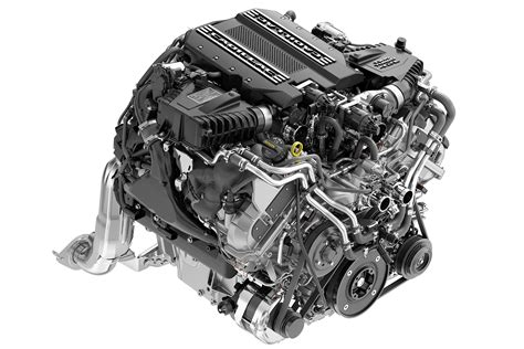 Cadillac Engine by Cadillac Drops Details On All New 4 2 Liter Turbo V8