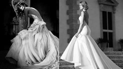 20 Of The Best Backless Wedding Dresses