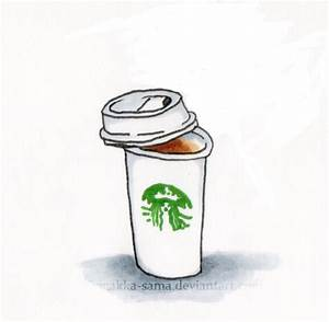 Starbucks Coffee Mug Drawing | www.imgkid.com - The Image ...