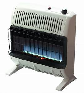 30,000 BTU Propane Gas Indoor Patio Outdoor Portable ...