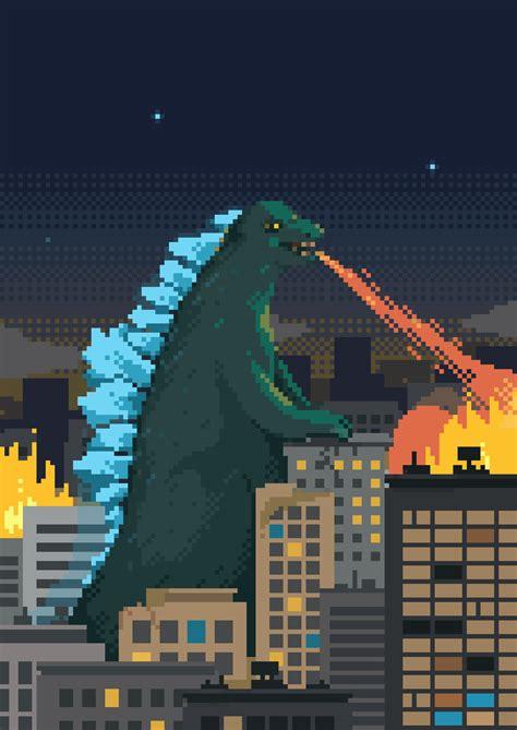 amazing pixel art illustrations  premium templates