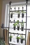 25 Cool DIY Indoor Herb Garden Ideas - Hative indoor hanging garden ideas