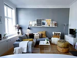 Kleines L Sofa : 150 bilder kleines wohnzimmer einrichten ~ Michelbontemps.com Haus und Dekorationen