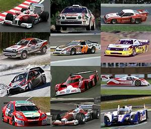 Toyota Racing Cars -  Picture Click  Quiz