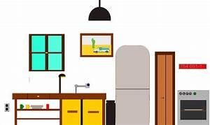 Kitchen Clip Art - Cliparts.co