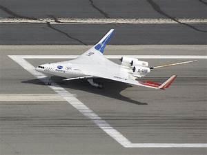 NASA - X-48B Blended Wing Body