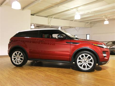 land rover range rover evoque coupe 2012 land rover evoque coupe