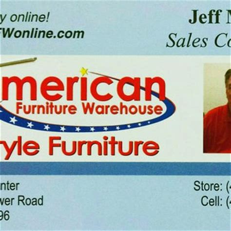 american furniture warehouse    reviews