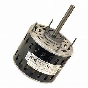 Mars 10589 Blower Motor  3  4 Hp  115v  Direct Drive  1  2