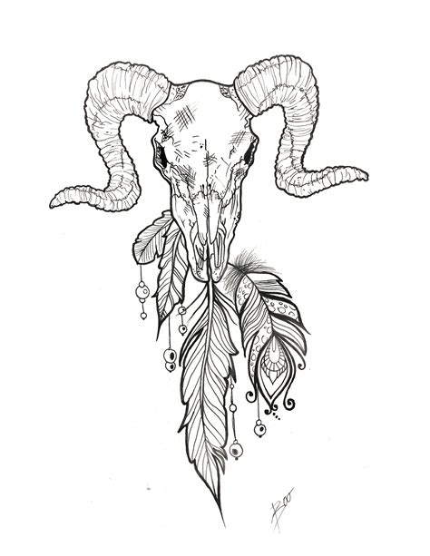 love  feathers tattoo ideas tattoo drawings skull