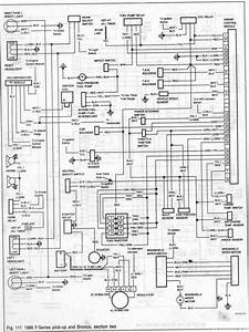 1990 Ford Bronco Engine Wiring Diagram
