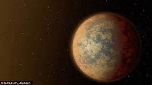 nearest rocky planet outside solar system hd219134b is