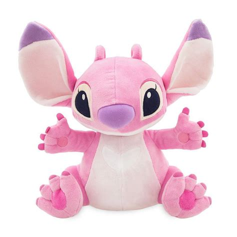 Disney Store Authentic Lilo & Stitch - Angel BIG Plush Toy