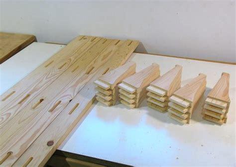 building  lumber rack