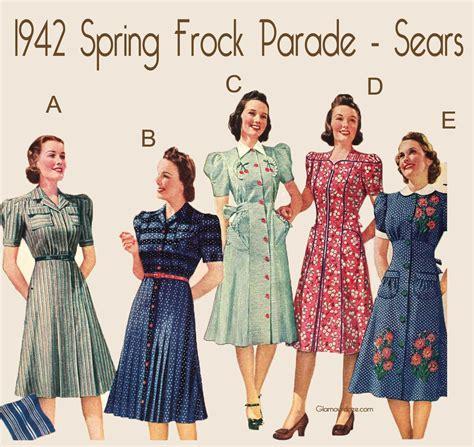 1940 39 s 39 s era women 39 s fashion of the 1940s