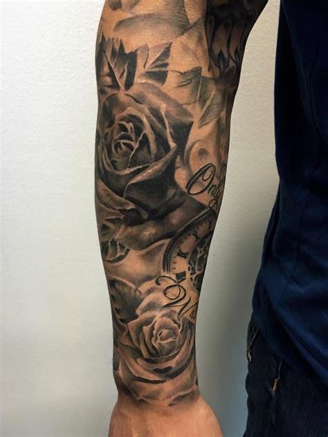 de 25 bedste id 233 er til sleeve tattoos p 229