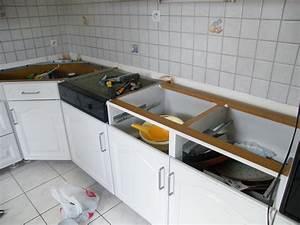 renover une cuisine comment repeindre une cuisine en With construire une hotte de cuisine