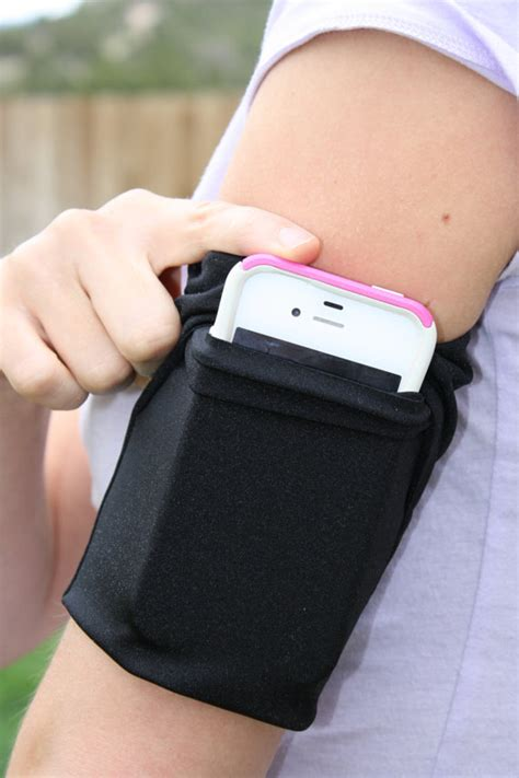 cell phone armband cell phone running armband pouch sleeve fitness by speedzter