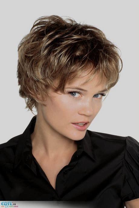 coupe courte effilée femme mod 232 le de coiffure courte 2018