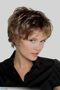 Coiffure Femme 2018 Court : mod le de coiffure courte 2018 ~ Nature-et-papiers.com Idées de Décoration