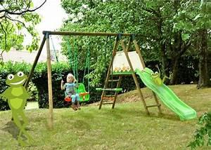 Pieces Detachees Balancoire Soulet : montage et installation d 39 un portique jeux enfants b tir ~ Melissatoandfro.com Idées de Décoration