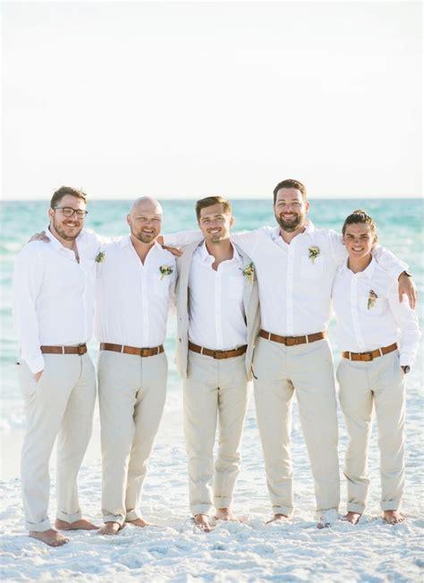 mens beach wedding attire ideas  pinterest
