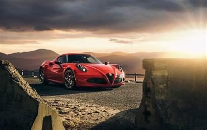 Romeo Alfa 4c Wallpapers Edition Launch Cars
