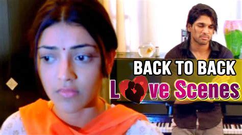 Back To Back Love Scenes