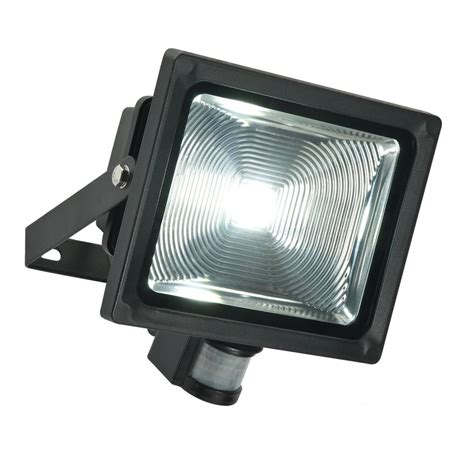48746 olea pir outdoor led wall flood light automatic