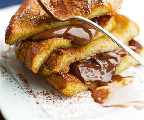 un roux en cuisine recette gourmande brioche perdue au chocolat