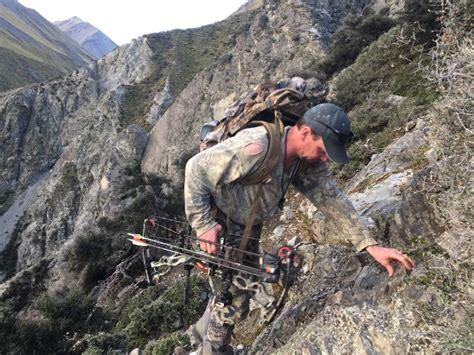 hunter clmb bow - Four Seasons Safaris New Zealand