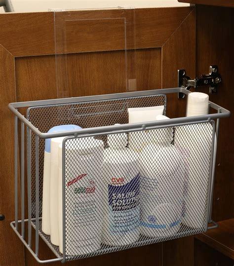 kitchen door organizer door basket organizer cabinet sink storage 1569