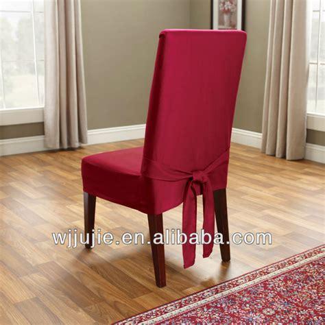 housse de chaise courte nouveau design courtes chaise de salle à manger couverture