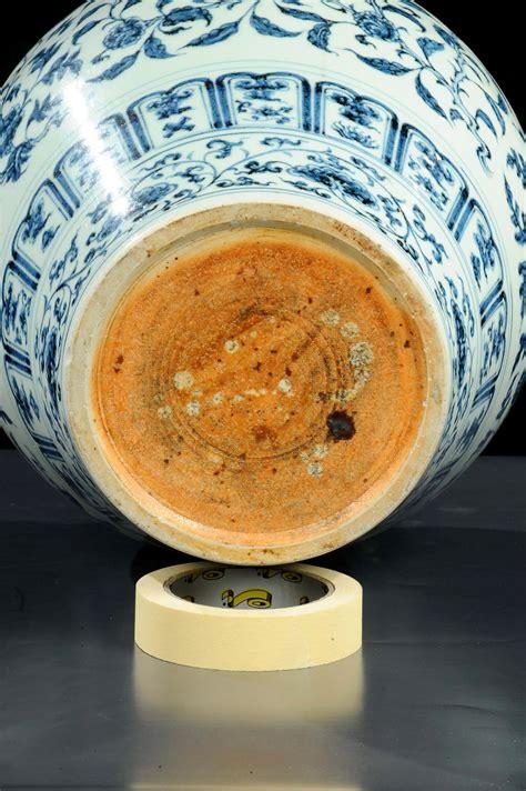 vaso ming vaso in porcellana cina stile ming arte orientale