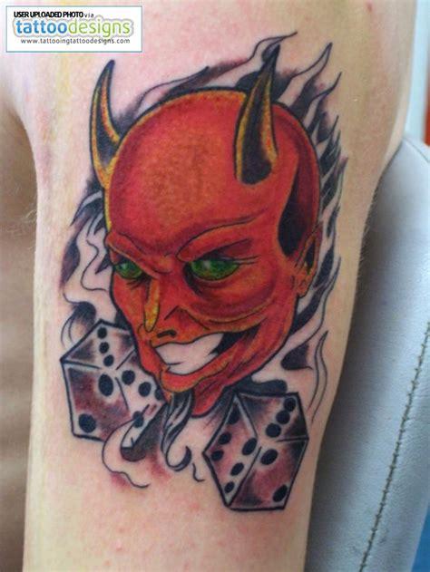 tattoo designs devil tattoos