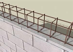 murs porteurs mur porteur beton cellulaire parpaing With mur porteur en beton cellulaire