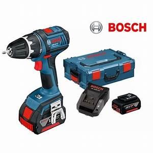 Visseuse Bosch 18v : avis perceuse visseuse bosch 18v le comparatif 2019 du ~ Melissatoandfro.com Idées de Décoration