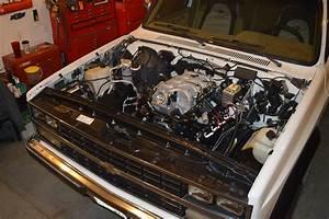 Project  U201cpolar Bear U201d  1989 V2500 Suburban