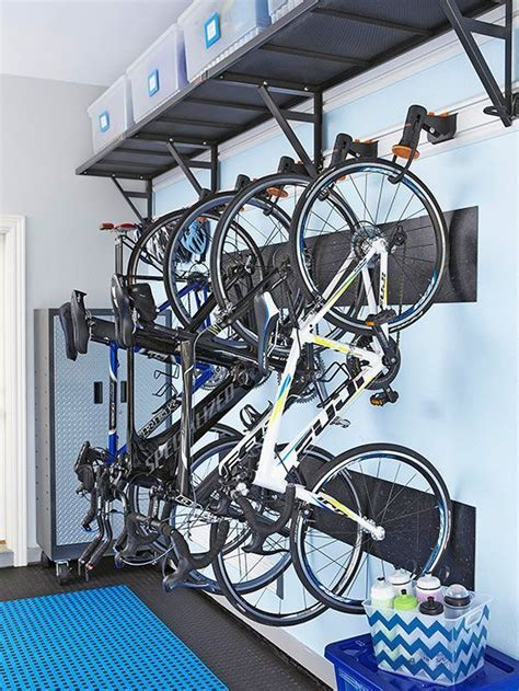 Garage Organization Ideas For Bikes by The Simplest Organization Techniques You T Tried Yet