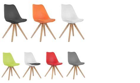 chaise salle à manger design chaise de salle à manger design daven style scandinave