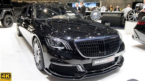 Brabus 900 Mercedes-maybach S650