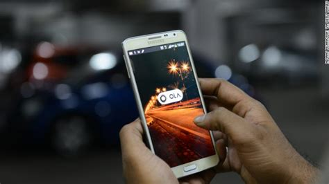 ola ubers indian rival scores  billion investment